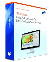 EFI Fiery eXpress for Proofing v 4.5.4